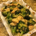 Chicken and Broccoli Casserole from Americas Test Kitchen. Delicious and healthy!