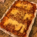 Low fat lasagna....uses ground turkey but you cant even tell because its so delicious!